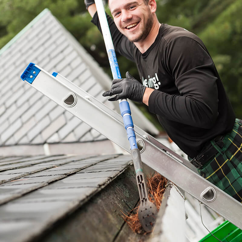 Canmore & Banff Gutter Cleaning